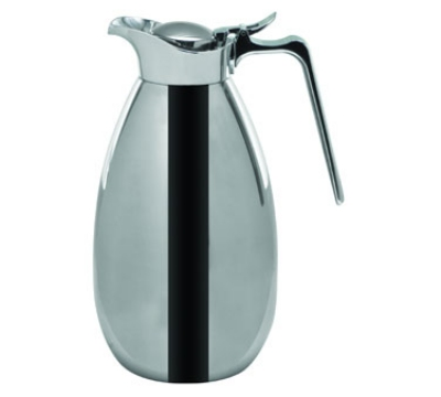 Service Ideas MEVC1500 1.5-liter Elite Touch Coffee Server, Mirrored Finish