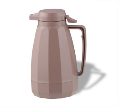 Service Ideas NG101MV 1-liter Coffee Server w/ Push Button Lid, Mauve