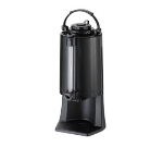Service Ideas PNWASTD250 2.5-liter Glass-Lined Airpot w/ Stand, Draw Off Dispensing