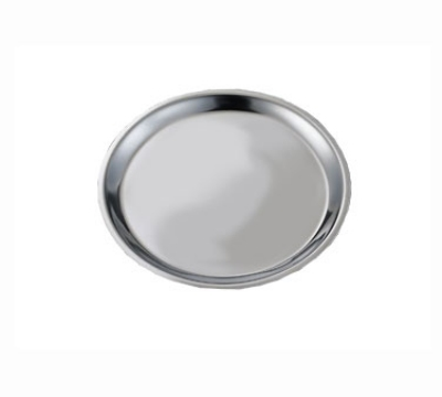 Service Ideas RT7SS 7-in Round Platter Insert For RT7 Platters, Stainless