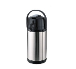 Service Ideas SECAL22S 2.2-liter Airpot w/ Interchangeable Lever Lid, Unbreakable Liner