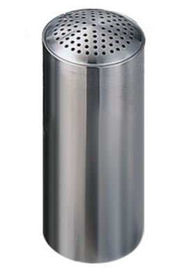 Service Ideas STCMULTI Condiment Shaker w/ Multiple Holes, Stainless