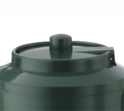 Service Ideas TPLFG Replacement Lid For TS612 Teapot, Forest Green