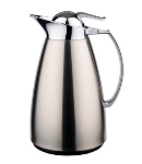 Service Ideas WJ7SSBS .7-liter Coffee Server w/ Stainless Interior, Brushed Stainless