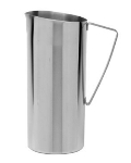 Service Ideas X7025NG 64-oz Water Pitcher, Stainless