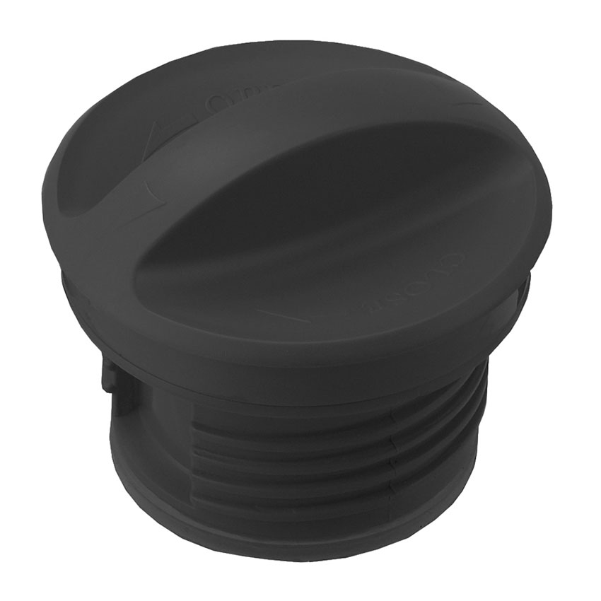 Service Ideas SSNLID Replacement Lid for Vacuum Carafe SSN70, SSN100, S2SN70 & S2S100, Black