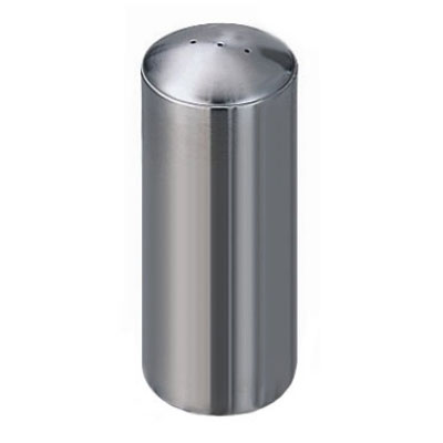 Service Ideas STC3 3-Hole Condiment Shaker, Stainless