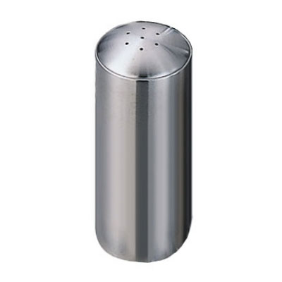 Service Ideas STC7 7-Hole Condiment Shaker, Stainless