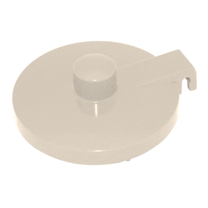Service Ideas TPLAL Replacement Lid For TS612 Teapot, Almond