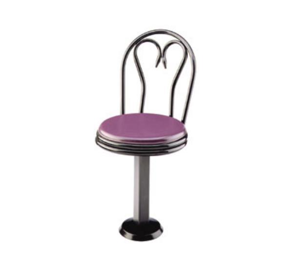 Waymar CS220 Parlor Chair Seat, Metal S