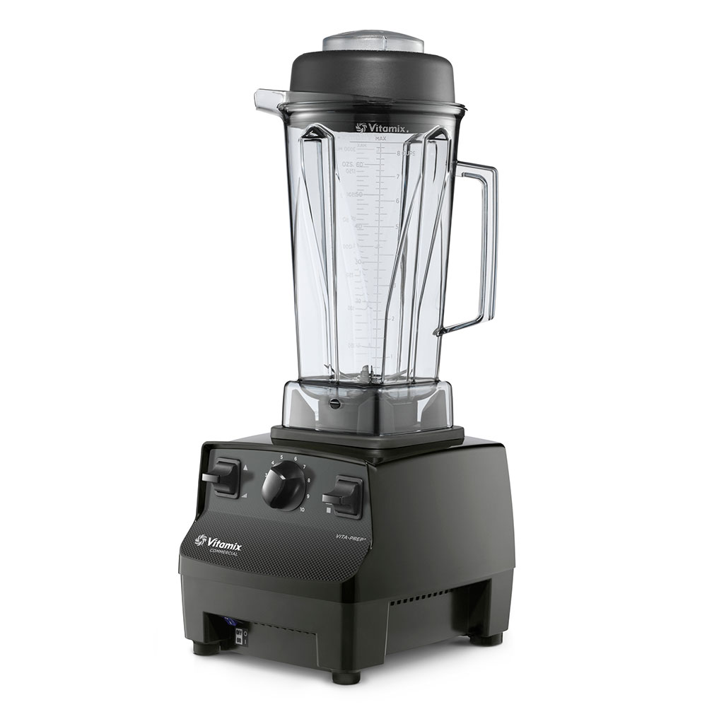 vitamix 62827 countertop food blender w polycarbonate container. Black Bedroom Furniture Sets. Home Design Ideas