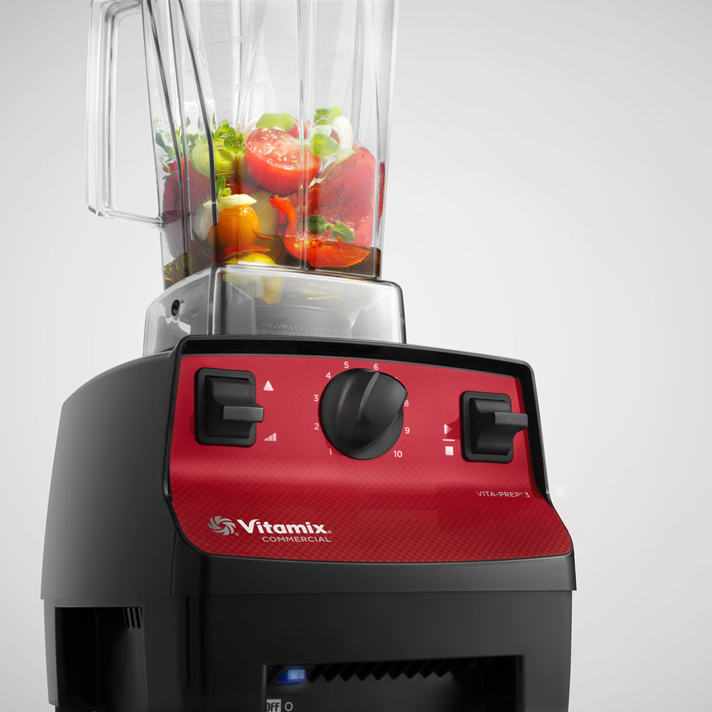 Vitamix 62826 Countertop Food Blender w/ Polycarbonate Container