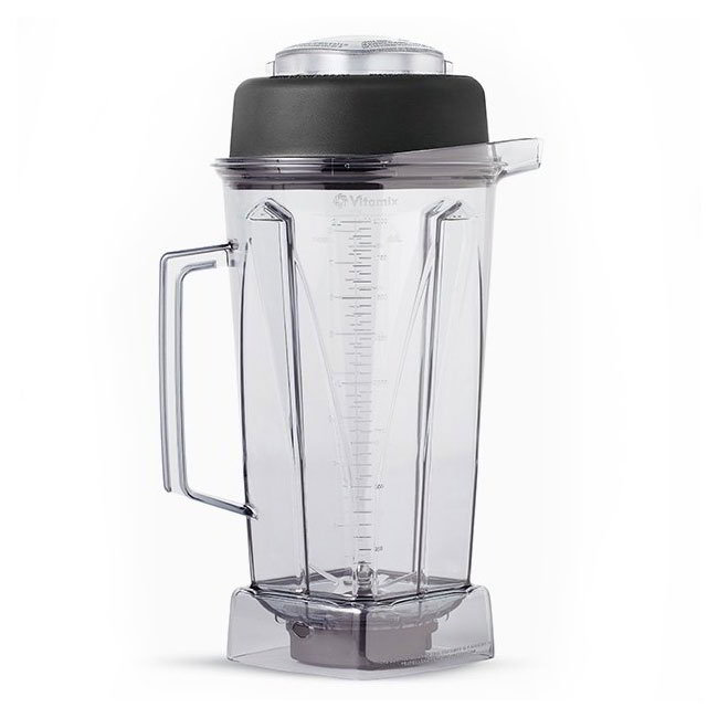 Vitamix 15558 64-oz Container w/ Lid, Touch & Go, Drink Machine, BarBoss, Vita-Prep