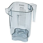 Vitamix 15893 64-oz XL Blending System Container, No Lid, Plug, & Blade Assembly
