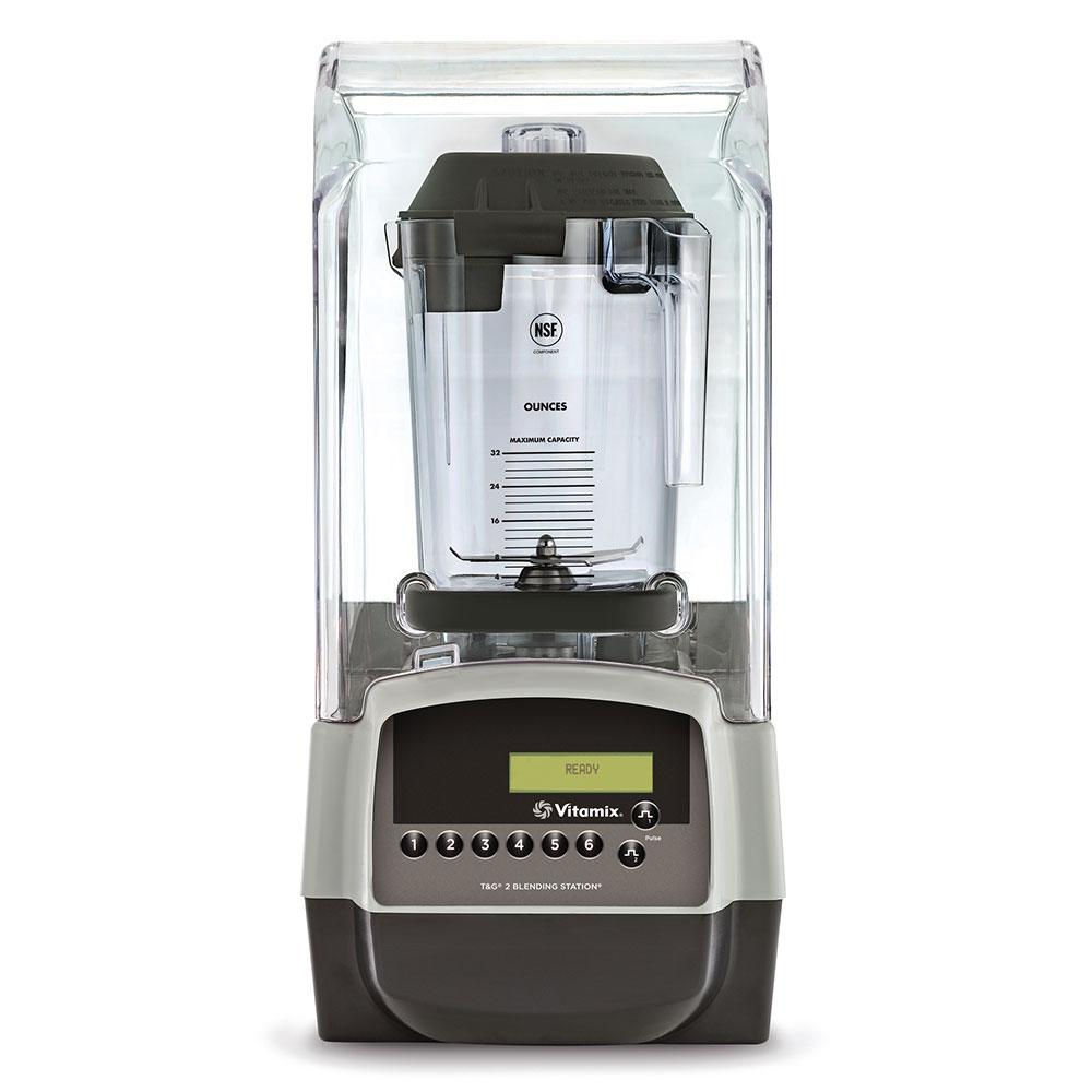 Vitamix 34013 Countertop Drink Blender w/ Polycarbonate Container, Sound Enclosure