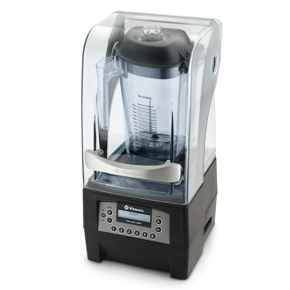 Vitamix 40009 48-oz Blender w/ Touch Pad Controls & High Impact Clear Container