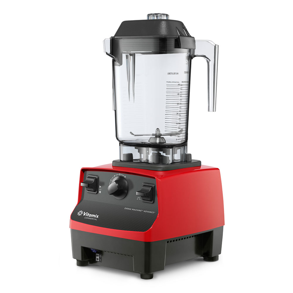 Vitamix 5085 Countertop Drink Blender w/ Polycarbonate Container, Programmable