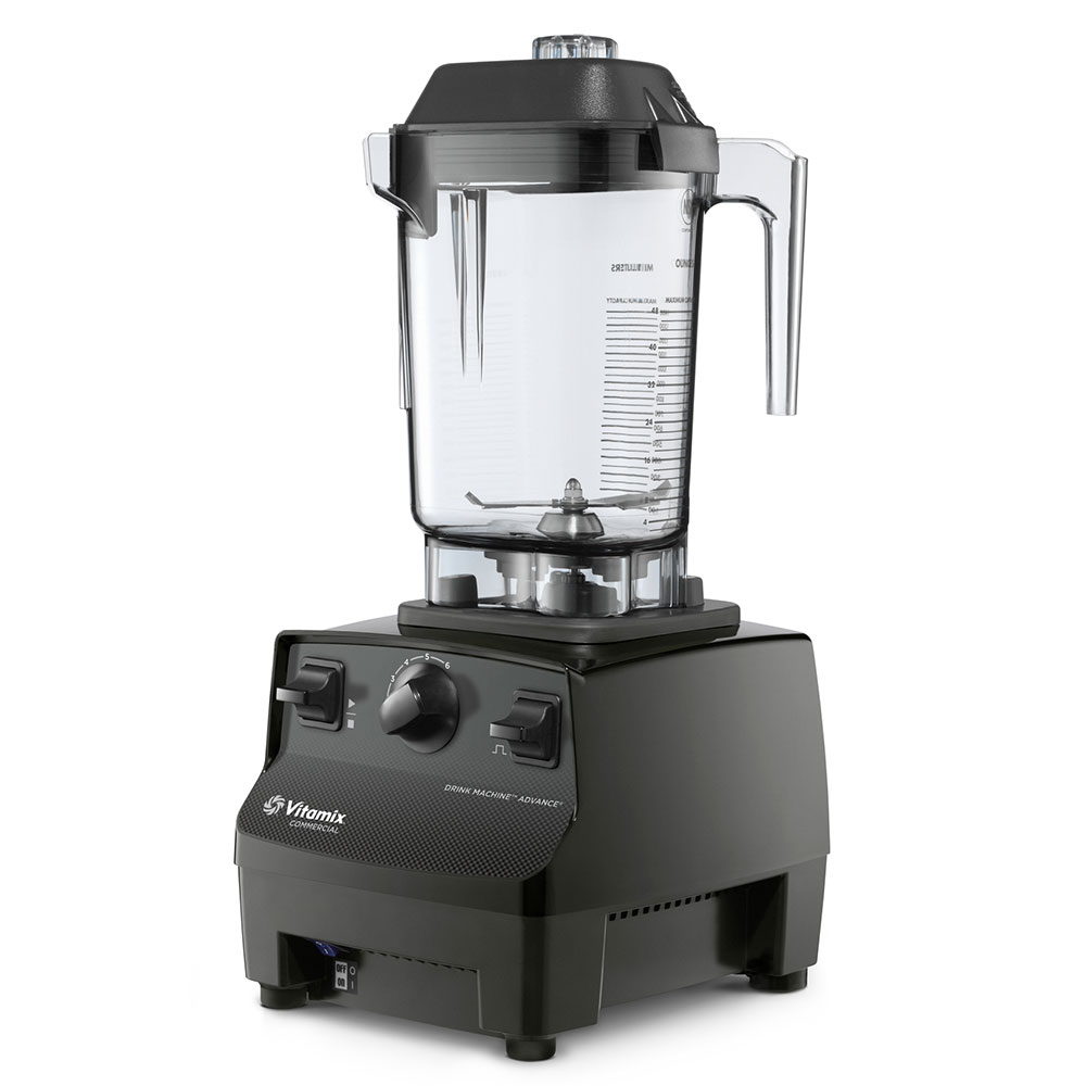 Vitamix 5086 Countertop Drink Blender w/ Polycarbonate Container, Programmable