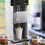 Vitamix 570 Frozen Dessert Machine w/ Permanent Soft Ice Cream Agitator