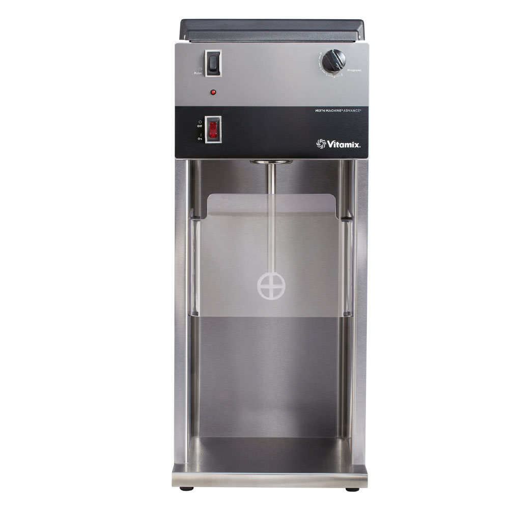 Vitamix 587 VM0800 Countertop Frozen Dessert Machine/Drink Mixer - Pre-Programmed