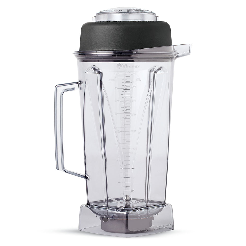 Vitamix 756 64-oz Container w/ Blade Assembly & Lid, Touc...