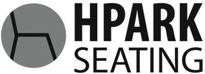 H Park Seating CA6FS Cascade Seating Support, Seat Chairs (6), Table (24 in x 72 in), Free Standing