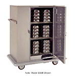 Carter-Hoffmann BB120 Mobile Banquet Cabinet - Holds 144 Covered Plates, 3-Shelves, Stainless