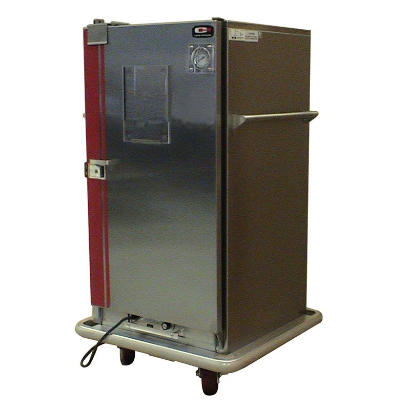 Carter-Hoffmann BB48 Heated Banquet Cabinet w/ 60-Plate Capacity, Stainless