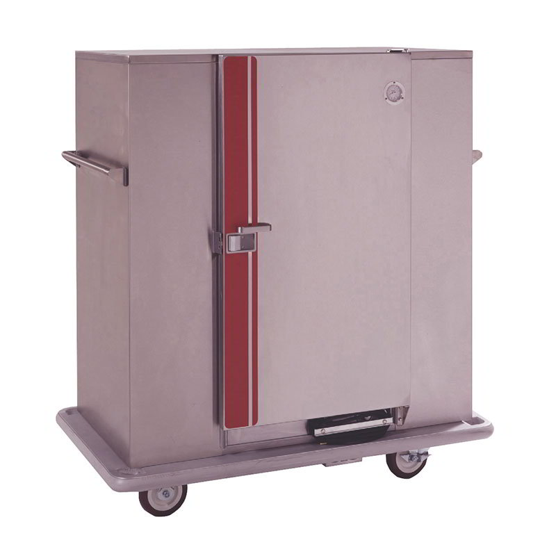 Carter-Hoffmann BB96XX Heated Banquet Cabinet, (120) 12.75-in Plate Capacity, Stainless