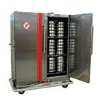 Carter-Hoffmann BR120 Heated Banquet Cabinet w/ Heat Retention, 120-Plate Capacity
