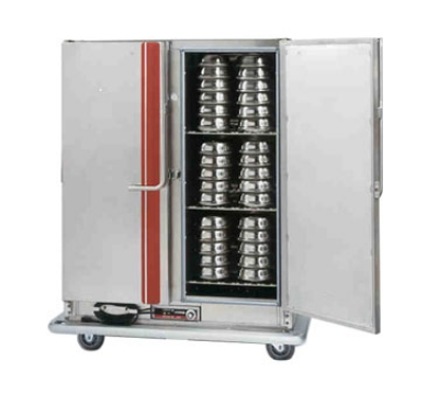 Carter-Hoffmann BR1000 Heated Banquet Cabinet, (120) 11-in Plates, (96) 12.75-in Plates