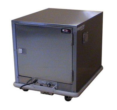 Carter-hoffmann PH185 Undercounter Mobile Heated Cabinet w/ Adjustable Slides, 10-Trays