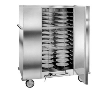 Carter-hoffmann BB150E Heated Economy Banquet Cabinet, 180-Plate Capacity, Stainless