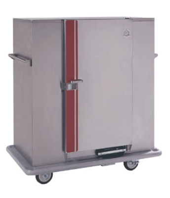 Carter-Hoffmann BB150 Heated Banquet Cabinet, 180-Plate Capacity, Stainless