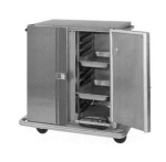 Carter-hoffmann PH1215 Mobile Heated Cabinet w/ Removable Slides, 21-Pans, 2-Doors