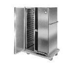 Carter-hoffmann PH1225 Mobile Heated Cabinet w/ Removable Slides, 33-Pans, 2-Doors