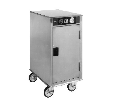 Carter-hoffmann PH129 Mobile Heated Cabinet w/ Removable Slides, 9-Pans, 1-Door