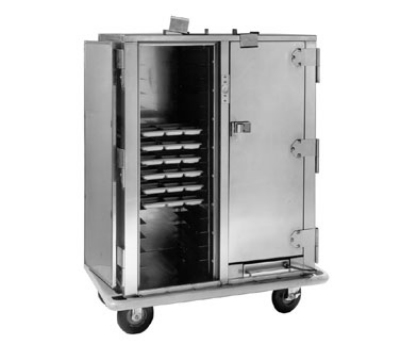 Carter-hoffmann PH1420 Heated Cabinet w/ HD Correctional Features, 60-Tray Capacity
