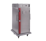 Carter-hoffmann PH1820 Mobile Heated Cabinet w/ HD Correctional Features, 24-Pans, Drawer