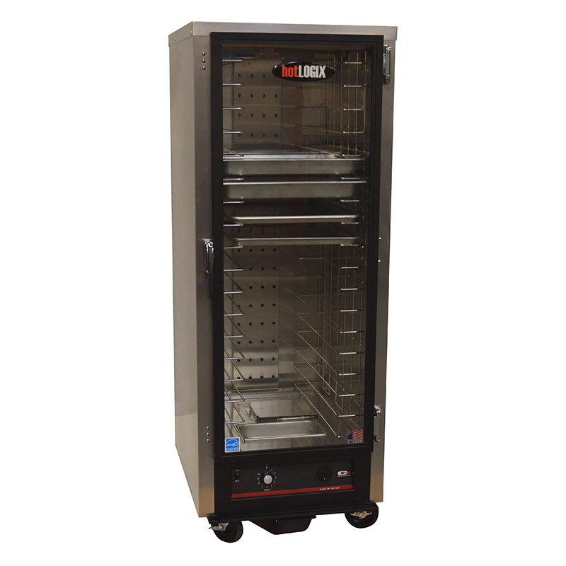 "Carter-Hoffmann HL3-18 Heated Holding Cabinet - Holds (18) 18x26"" Pans, Aluminum"