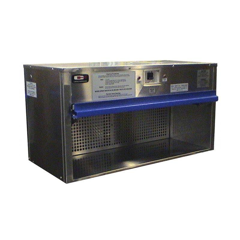 Carter-Hoffmann HP42 42-in Plate Warmer w/ Removable Grease Filters, Flip-Up Door