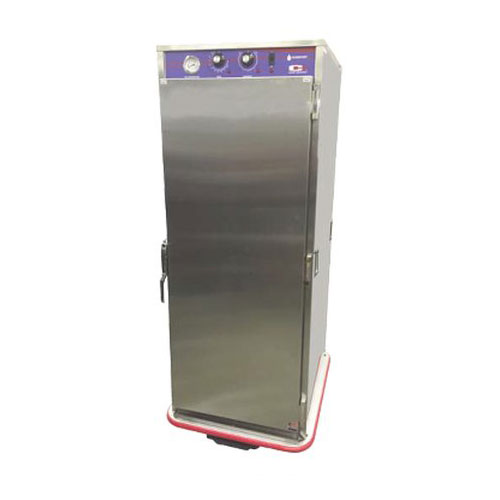 Carter-Hoffmann HTU12 Full-Height Heated Holding Cabinet - 24-Pan Capacity, Humidified, 120v