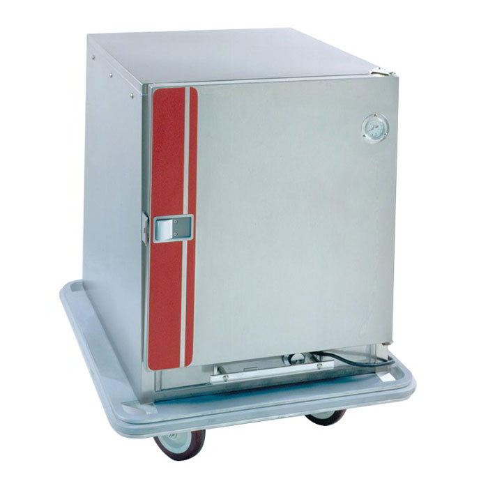 Carter-Hoffmann PH181 Mobile Heated Cabinet w/ Adjustable Slides, 12-Pan Capacity