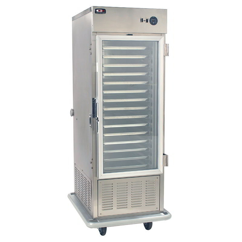 Carter-Hoffmann PHB495 30-Tray Refrigerated Meal Delivery Cart, 120v