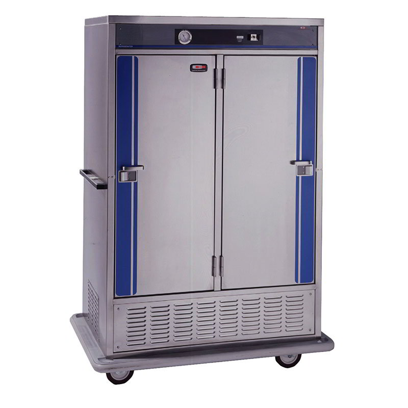 Carter-Hoffmann PHB650HE 60-Tray Refrigerated Meal Delivery Cart, 120v