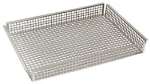 Cadco COB-Q Oven Basket, Quarter Size, Stainless Steel