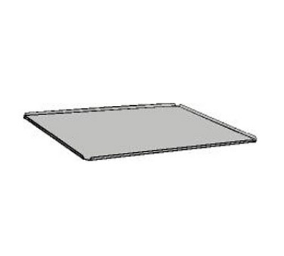 Cadco OQFSP 1/4-Size Sheet Pan, Designed For 1/4-Sized Ovens