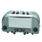 Cadco CBF4M Toaster, 4 Slice, 1in wide Slots, Keep Warm Feature