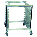 Cadco OST195 Mobile Oven Stand, Holds 8-Full Size Sheet Pans