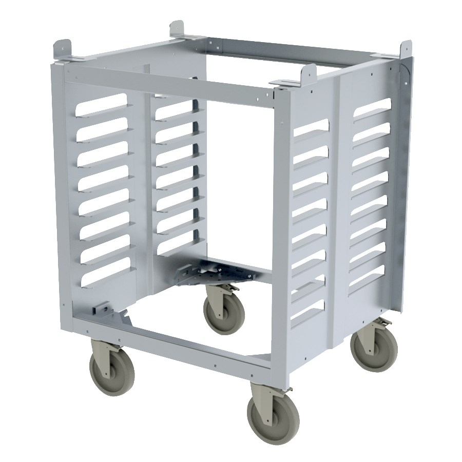 Cadco OST-195-C Full-Size Oven Stand w/ (8) Pan Capacity ...